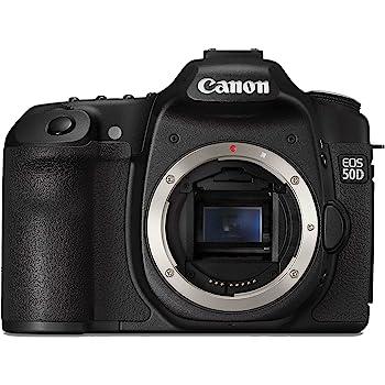 Canon EOS 50D - Cámara Réflex Digital 15.1 MP (Objetivo Canon EF ...