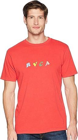 RVCA Crypt Party Short Sleeve
