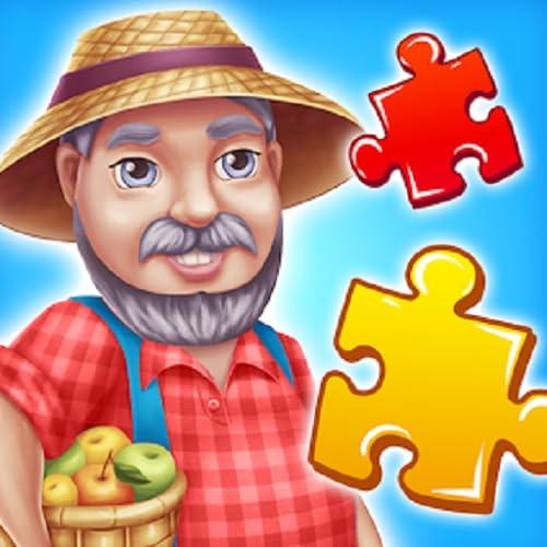 Farm Animals Real Puzzles