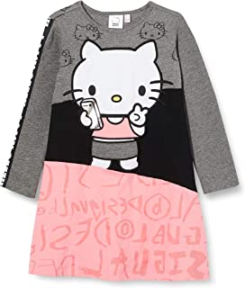 Desigual Vest_chicoloapan Vestido para Niñas