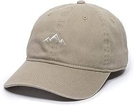 Outdoor Cap Mountain Dad Hat - Unstructured Soft Cotton Cap