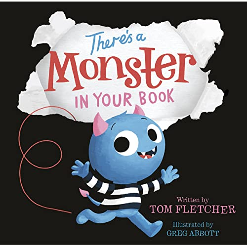 There's a Monster in Your Book (Who's In Your Book)