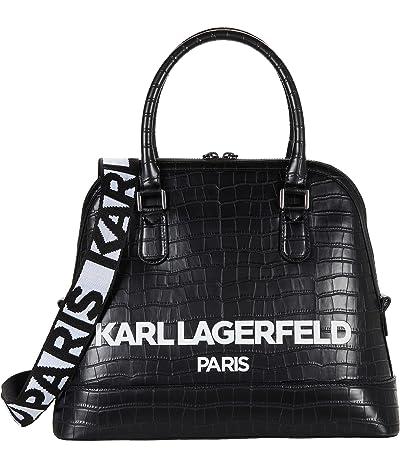 Karl Lagerfeld Paris Simone Satchel