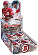 2018 Bowman MLB Baseball HOBBY box (24 pk)