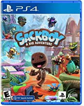 Sackboy: A Big Adventure - PlayStation 4