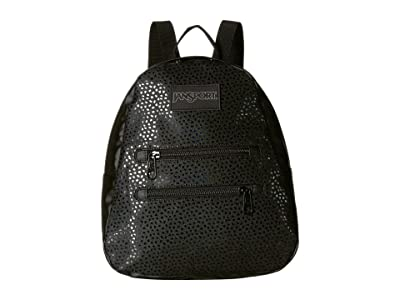 JanSport Half Pint 2 FX (Black Stone Iridescent) Backpack Bags