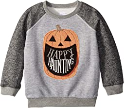Halloween Pumpkin Long Sleeve Sweatshirt (Infant/Toddler)