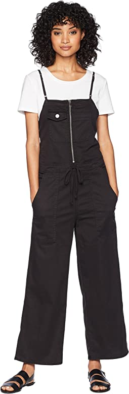 The Leverage Jumpsuit in Black