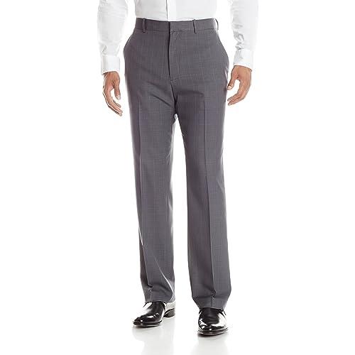 ca755d0d97a7 Perry Ellis Men's Portfolio Modern-Fit Performance Pant