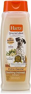 Hartz ZZ97928 Shampoo para Piel Sensible, 532 ml, los empaques pueden variar