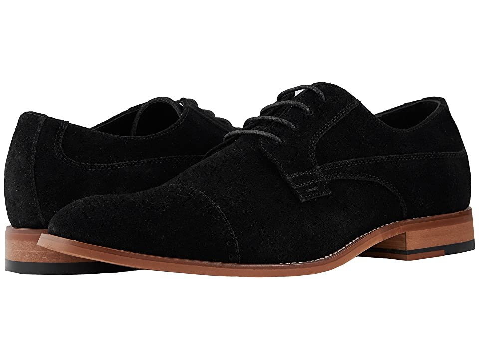 Stacy Adams Deacon (Black Suede) Men