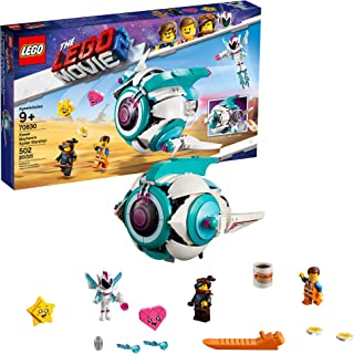 LEGO The Lego Movie 2 Sweet Mayhem'S Systar Starship! 70830 Building Kit Spaceship Toy For 9+ Year Old Girls And Boys 2019...