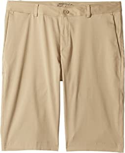 Nike Kids Flat Front Shorts (Little Kids/Big Kids)