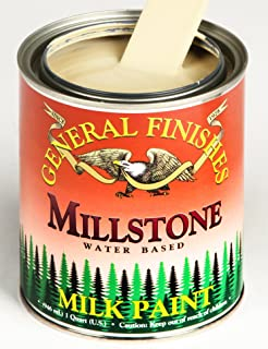 General Finishes Water Based Milk Paint Millstone Quart