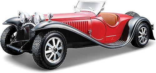 calidad garantizada Bburago Bburago Bburago - Bugatti Type 55, Color rojo (18-22027)  Descuento del 70% barato