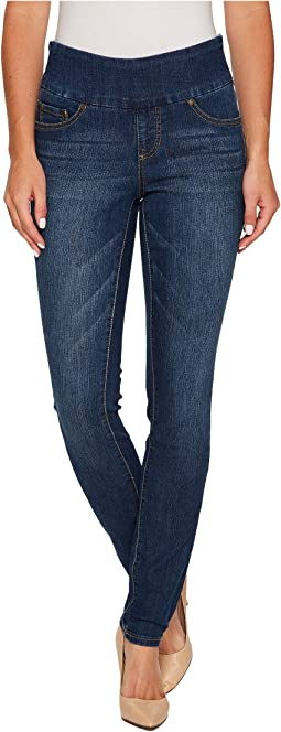 Nora Pull-On Skinny in Comfort Denim in Durango Wash