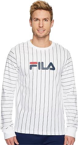 Fila Mario Long Sleeve T-Shirt