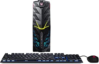 Acer Predator Desktop, Intel Core i7, GeForce GTX 1070, 16GB DDR4, 512GB SSD, 2TB HDD, Win 10, G1-710-70004