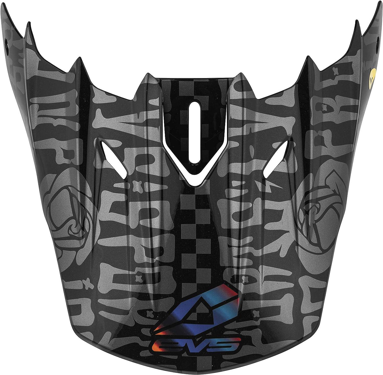 Las Vegas Mall High order EVS Sports Men's Helmet-2018 T5 Size Black Evilution One Visor