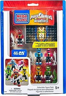 Mega Bloks Power Rangers Collectible Figure Pack