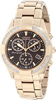 Citizen Women's FB1223-55X Regent Chronograph Eco-Drive Ladies' Watch