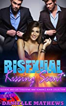 Bisexual Kissing Scent: Bisexual and Gay Threesome MMF Romance Book Collection