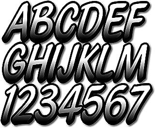 Stiffie Whipline White/Black 3