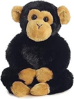 Aurora 31710 World Clyde-Chimp Plush Toy, Small 8 Inch