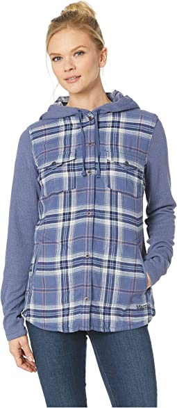 1b0737ab1a Reagan Midweight Flannel Long Sleeve