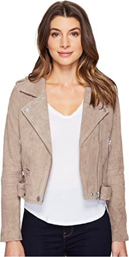ec35a093c9 Sand Stoner. 614. Blank NYC. Suede Moto Jacket. $139.99MSRP: $198.00.  4Rated 4 stars out of 5. Cloud Grey