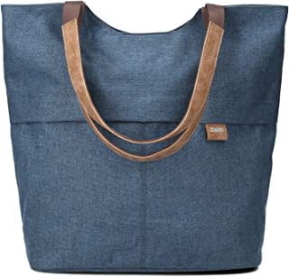 Zwei Olli OT15 Shopper 41 cm blue