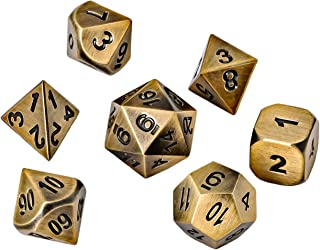 Best gold 20 sided dice Reviews