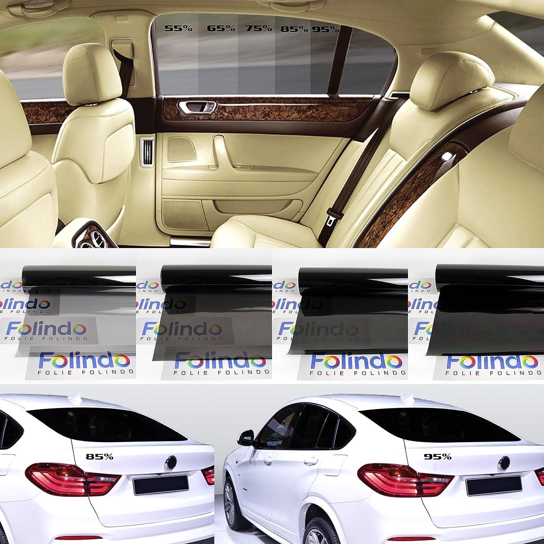 Solar Screen 8 22 M Profi Auto Tönungsfolie Schwarz 85 Scheibenfolie 51cm Breite Black Plus 85c Scheibentönungs Folie Ink Abg Auto