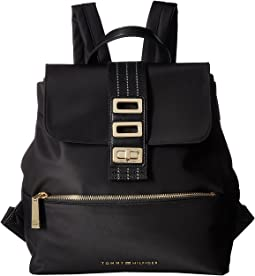 Tommy Hilfiger - Triple Comp Nylon Backpack