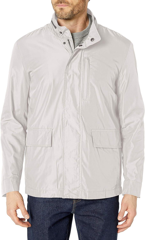 Cole Haan Signature Men's Packable Rain Jacket