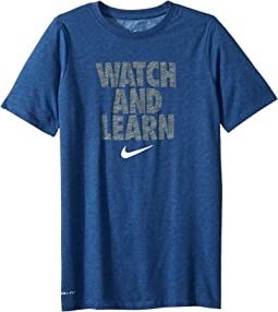 Dry Watch N Learn Training T-Shirt (Big Kids)