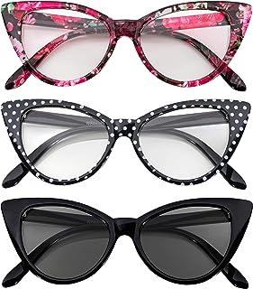 Ladies Cat Eye Sunglasses Cateye Glasses Vintage