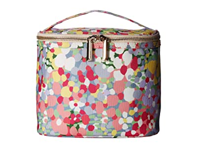 Kate Spade New York Floral Dot Lunch Tote (Multi) Bags