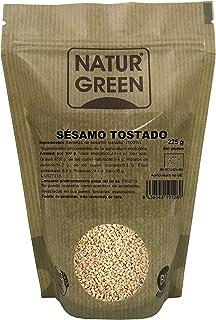 NaturGreen Semillas de Sésamo Tostado Bio 225g