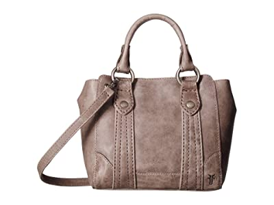 Frye Melissa Mini Tote Crossbody (Ice) Handbags