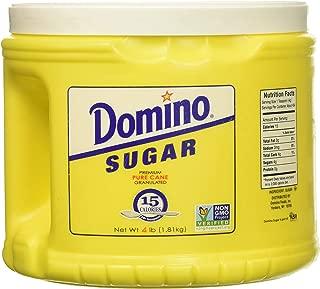 Domino Pure Cane Sugar 4lb