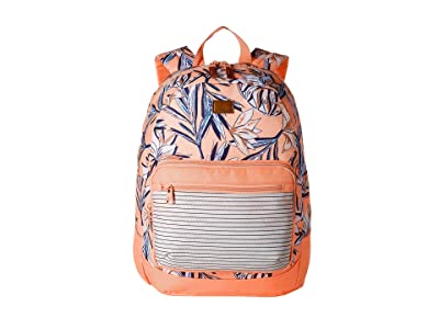 Roxy Kids Mini Happy at Home Backpack (Souffle Carvico Lafitenia) Backpack Bags