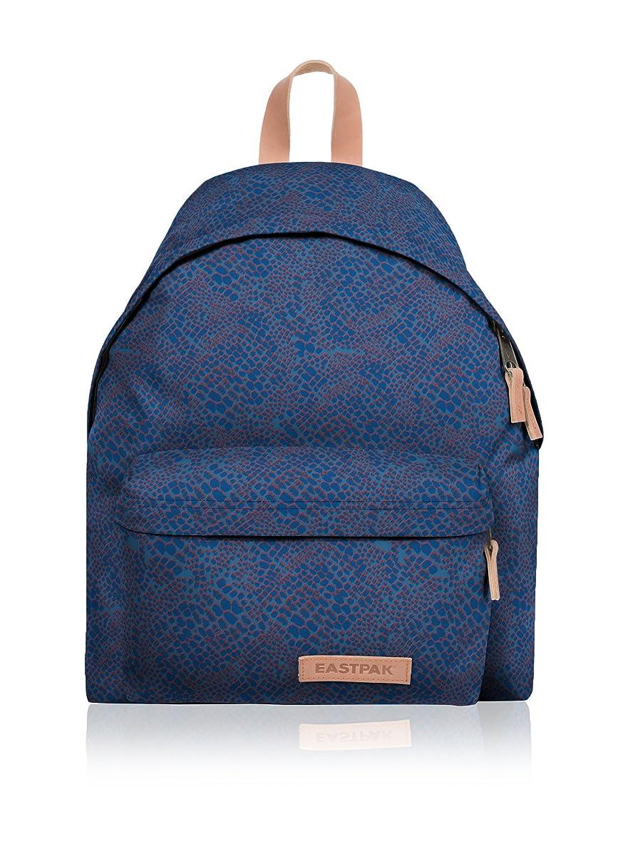 哲学的空洞魅力イーストパックバックパックパッキン Eastpak Padded Pak'r EK62048M Snake backpack