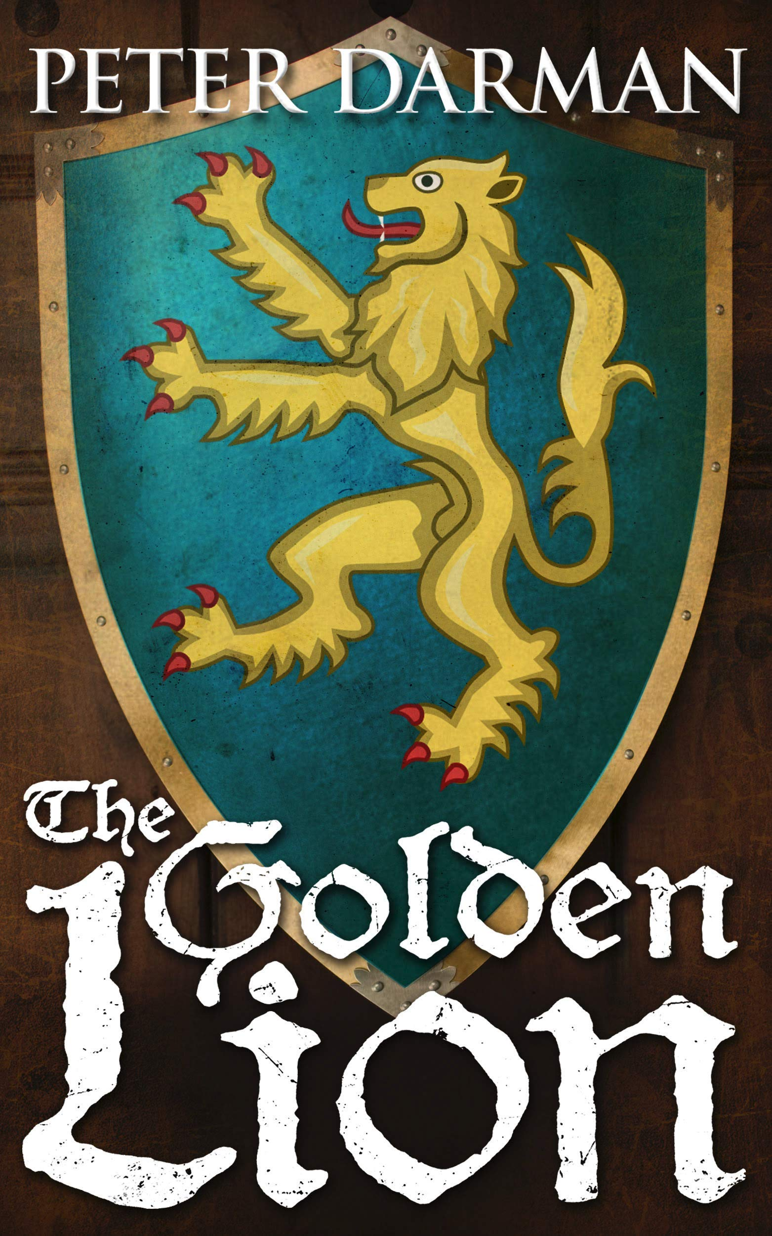 The Golden Lion (Catalan Chronicles Book 3)