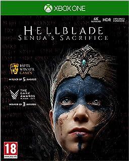 Hellblade: Senua's Sacrifice - Xbox One [Importación inglesa]
