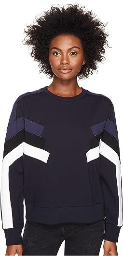 Modernist Retro Sweatshirt I