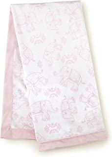 Levtex Home Baby Ely Blanket, Pink
