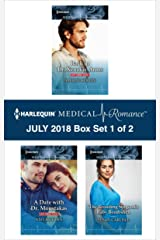 Harlequin Medical Romance July 2018 - Box Set 1 of 2 Kindle Edition