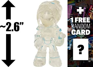 """StarCraft Clear Nova 2.6"""" Heroes of The Storm x Funko Mystery Minis Vinyl Figure + 1 Free Video Games Themed Trading Card Bundle [44855]"""