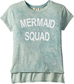 People's Project LA Kids Mermaid Squad Tee (Big Kids)